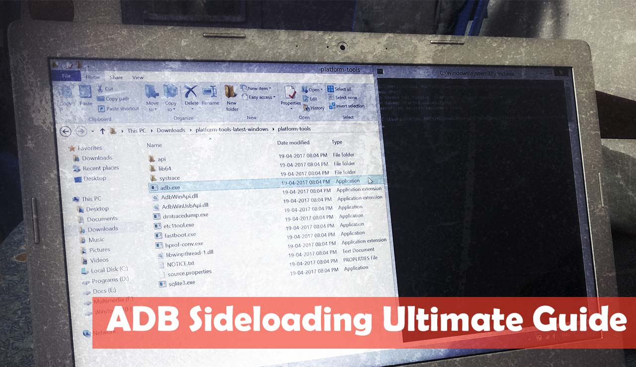 GUIDE] What Is Android ADB Sideload - How To Install It